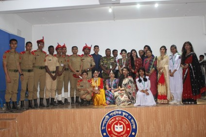 Farewell to BNCC Cadets