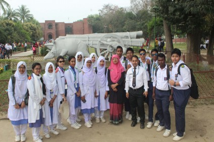 Study Tour & Excursion of Secondary Section
